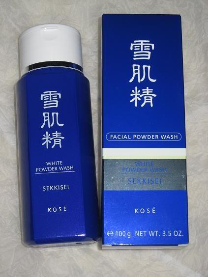 Kose Sekkisei White Powder Wash