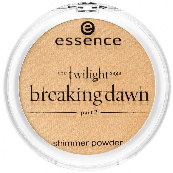 Essence Breaking Dawn Shimmer Powder - Bella�s Secret