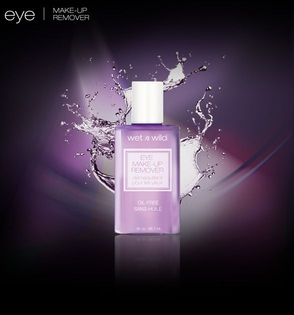 Wet 'n' Wild eye make-up remover