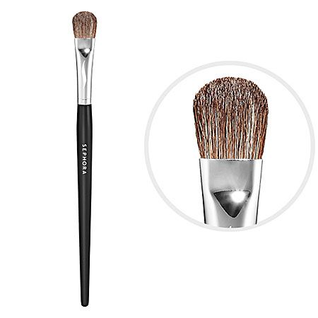 Sephora  Pro Allover Shadow Brush #12