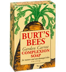 Burt's Bees Garden Carrot Complexion Soap [DISCONTINUED]