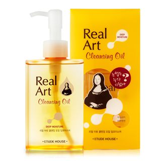 Etude House Real Art Cleansing Oil Moisture