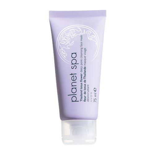 Avon planet spa thailand lotus flower deep pore cleansing for Plante salon