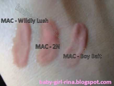 MAC N Collection lipglass-2N