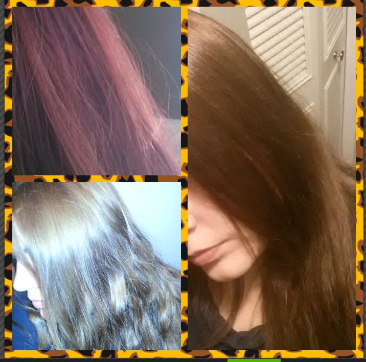 Color Oops Before And After Resume Templates Of Oops Hair
