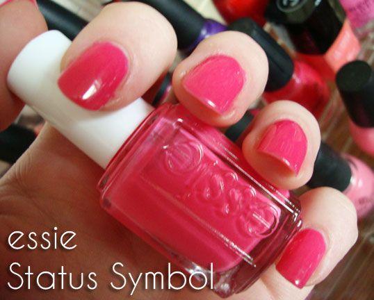 Essie Status Symbol