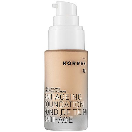 Korres Quercetin & Oak Antiageing Foundation
