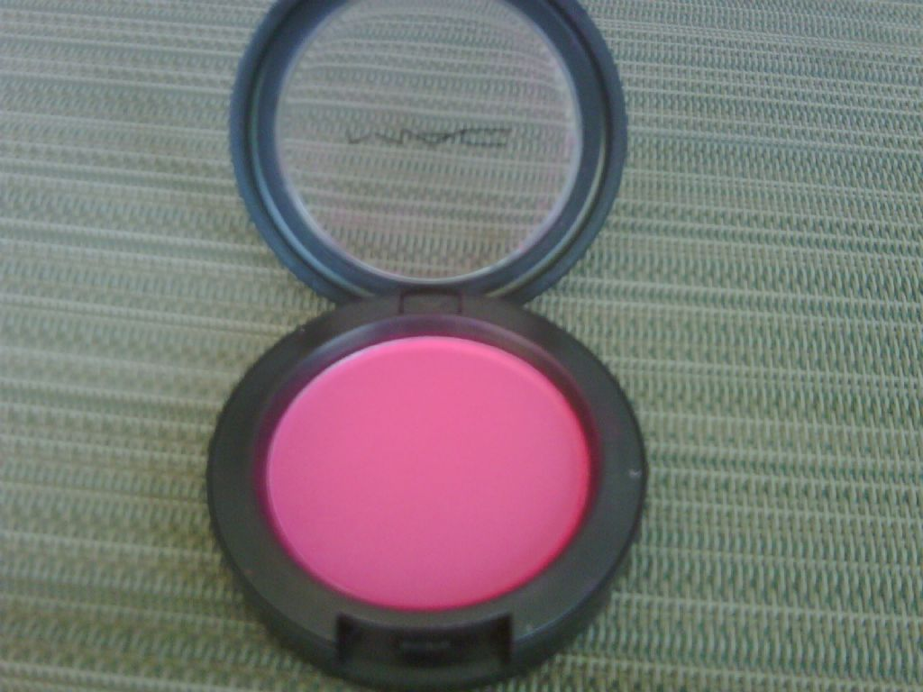 mac full fuchsia blush - photo #19