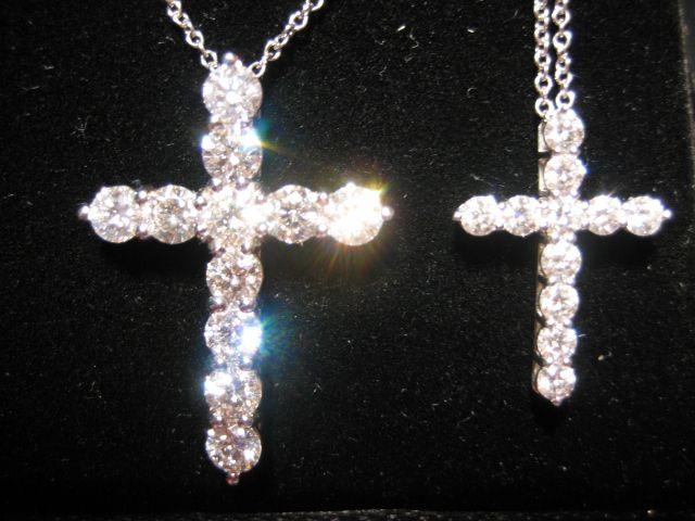 Costco Diamond Cross Necklace