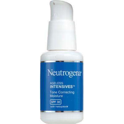Neutrogena Ageless Intensives Tone Correcting Moisture SPF 30