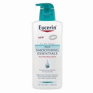 Eucerin Plus Smoothing Essentials Fast Absorbing Lotion