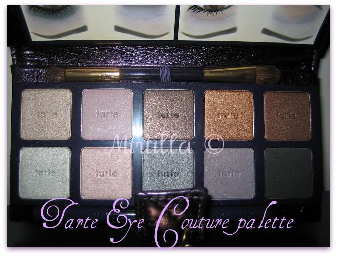 Tarte Eye Couture Day-To-Night Eye Palette