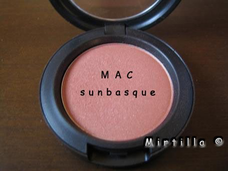 MAC sunbasque