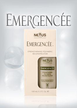 Nexxus Emergencee Strengthening Polymeric Reconstructor