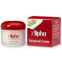 Alpha Hydrox 10% Enhanced Cream