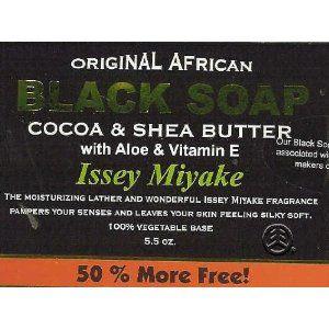 Sunflower's Original African Black Soap