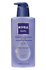 Nivea Smooth replenishing lotion dry skin
