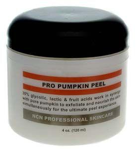 NCN Professional Skin Care - Pro Pumpkin Chemical Peel
