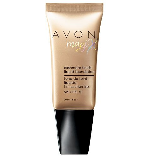 Avon MagiX Cashmere Finish Liquid Foundation - Natural Beige