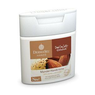 DERMASEL� - Almond Anti Aging hand cream - UV Filter