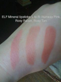 E.L.F. Mineral Lipstick
