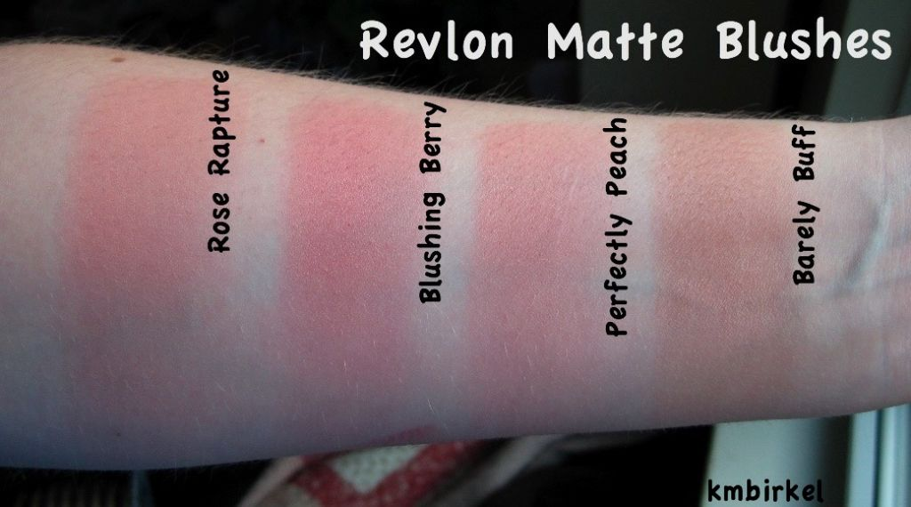 Search Results For Quot Revlon Matte Blush Quot In Pictures