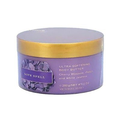 Victoria's Secret Ultra-Softening Body Butter -- Love Spell