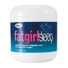 Bliss Labs Fat Girl Sleep