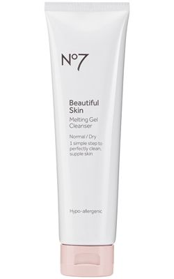 Boots  No 7 Beautiful Skin- Melting Gel Cleanser Normal/Dry