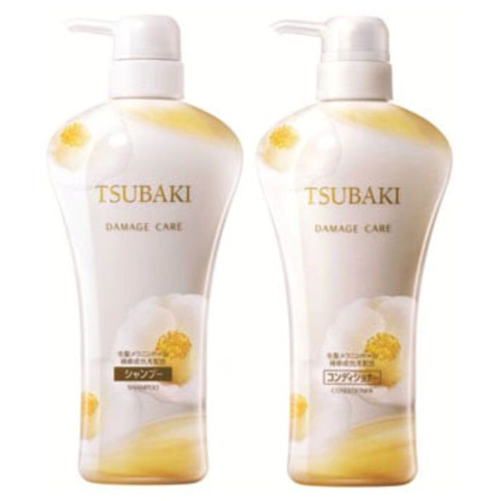 Shiseido  Tsubaki (White) Damage Care