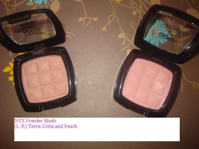 NYX Powder Blush (ALL)
