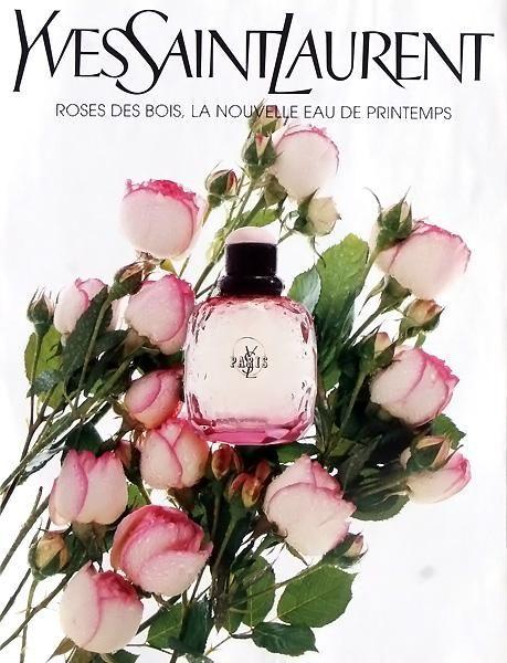 Yves Saint Laurent Paris-Roses des Bois