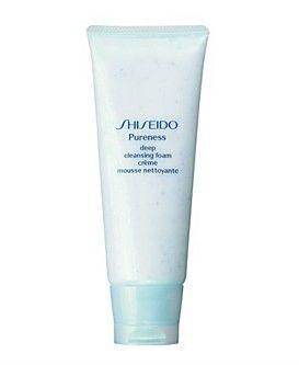 Shiseido  Pureness Deep Cleansing Foam