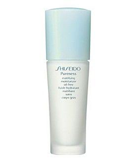 Shiseido  Pureness Mattifying Moisturizer (Oil Free)