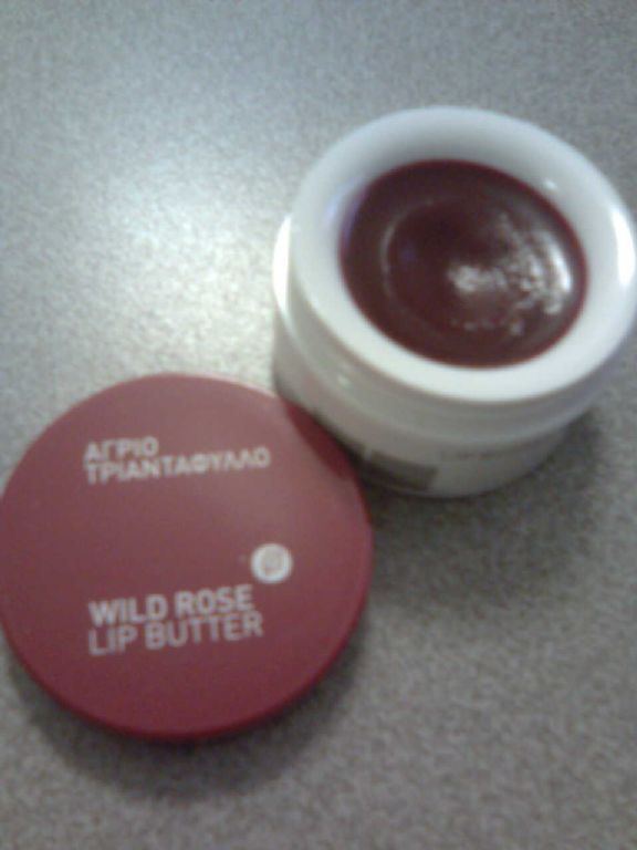 Korres Lip Butter - Wild Rose