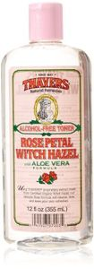 Thayers Rose Petal Witch Hazel Alcohol-Free Toner