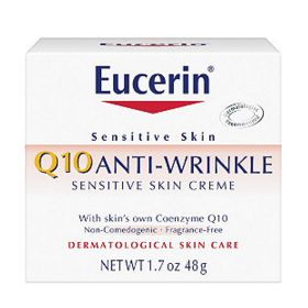 Eucerin Q10 Anti-Wrinkle Sensitive Skin Creme
