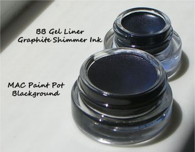 Bobbi Brown Long-Wear Gel Eyeliner in Graphite Shimmer Ink
