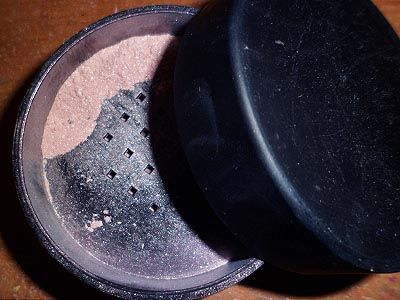MAC Iridescent Powder - Silver Dusk