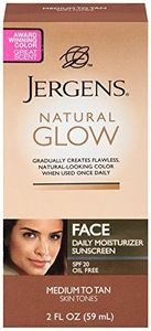 Jergens Natural Glow Face Medium To Tan Review