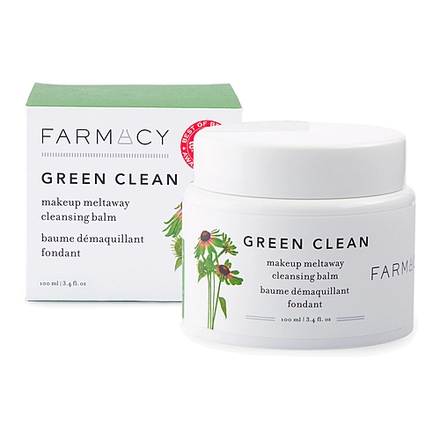 Farmacy Green Clean Makeup Meltaway Cleansing Balm | The Best Cleansing Balms in Singapore 2021 | magazine.vaniday.com