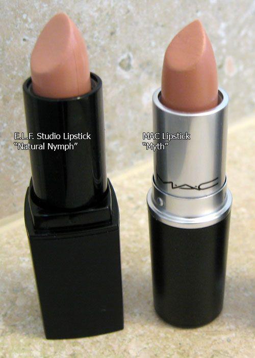 Review Mac Eye Shadow In Woodwinked: MAC Cosmetics Satin Lipstick