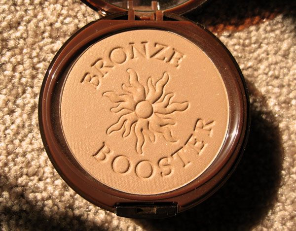 Physicians Formula Bronze Booster Pressed Bronzer - Med to Dark