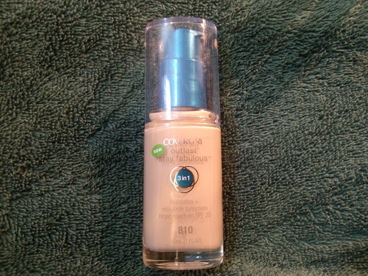 covergirl outlast stay fabulous review