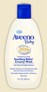 Aveeno Aveeno Baby Soothing Relief Creamy Wash