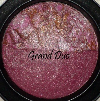 MAC Mineralize Blush Duo - Grand Duo (Grand Duos Coll.)