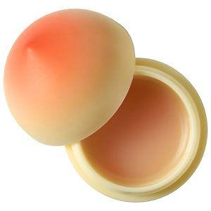 TonyMoly Peach Lip Balm