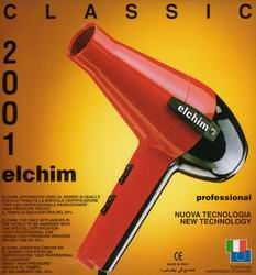 Elchim 2001 Professional Blow Dryer