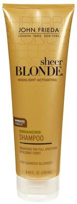 John Frieda Sheer Blonde Highlighting Shampoo