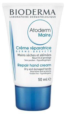 Bioderma Atoderm Repairing Hand Cream